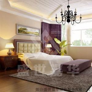 黄海城市花园--主卧室