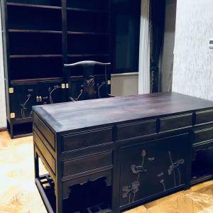 紅木書房家具