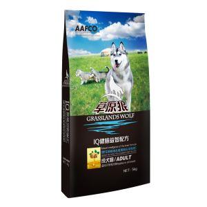 草原狼成犬粮5kg