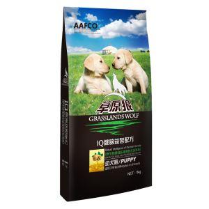 草原狼幼犬粮1kg
