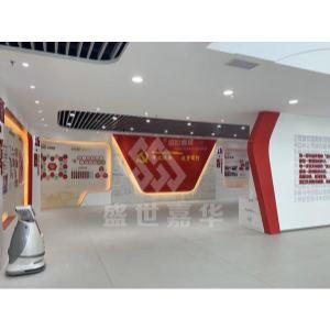 高新区科技创业服务中心党群服务中心南北区建设案例