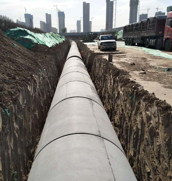 郑州水泥顶管,河南水泥顶管批