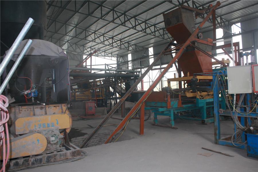 水泥制品生产线