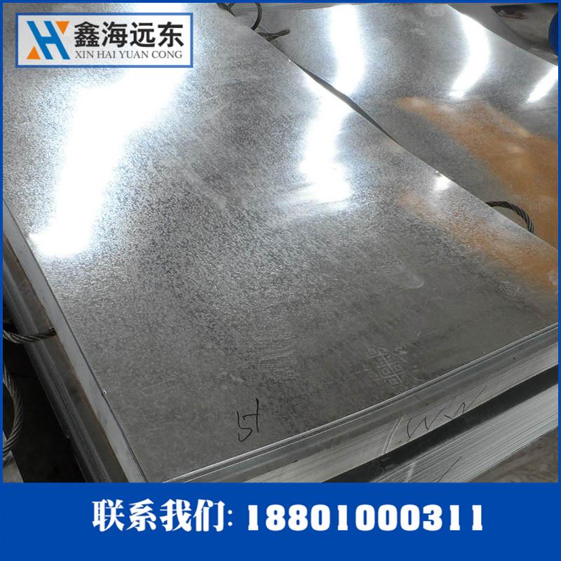 北京镀锌板现货批发