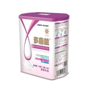 多惠兹数字化营养乳铁蛋白乳粉