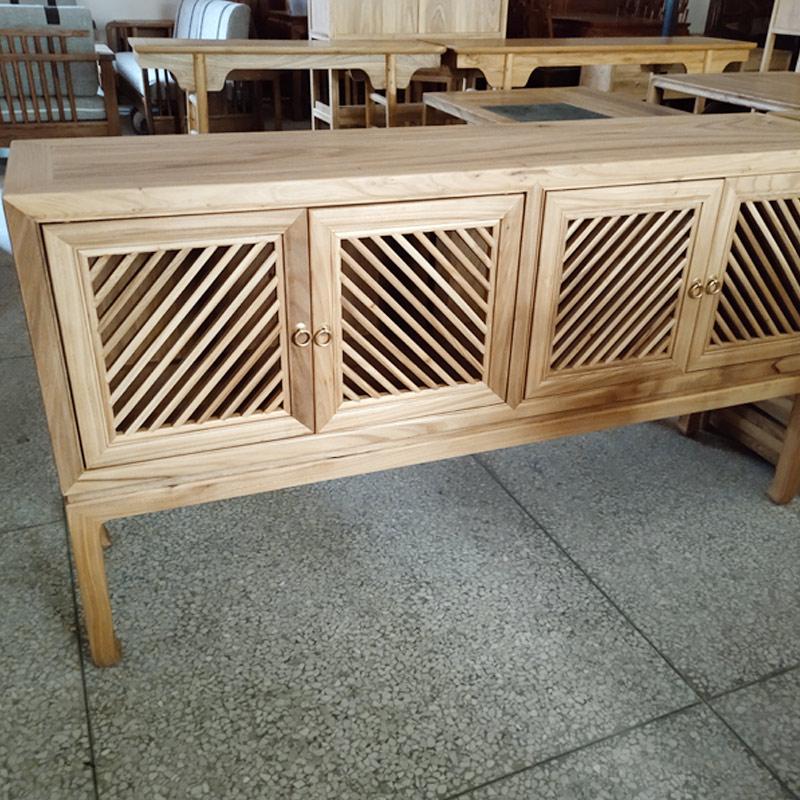 禅意新中式木雕家具