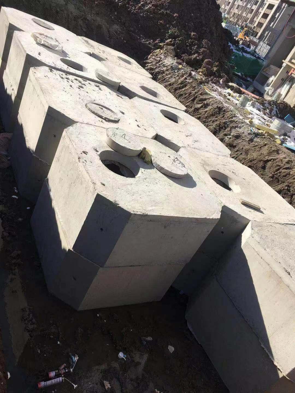天津组合式化粪池厂