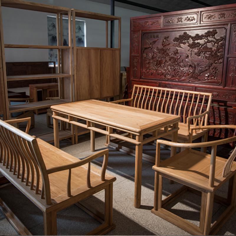 禅意新中式家具