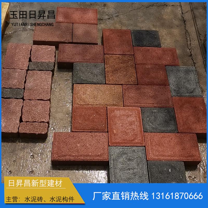 雄安舒布洛克砖生产厂
