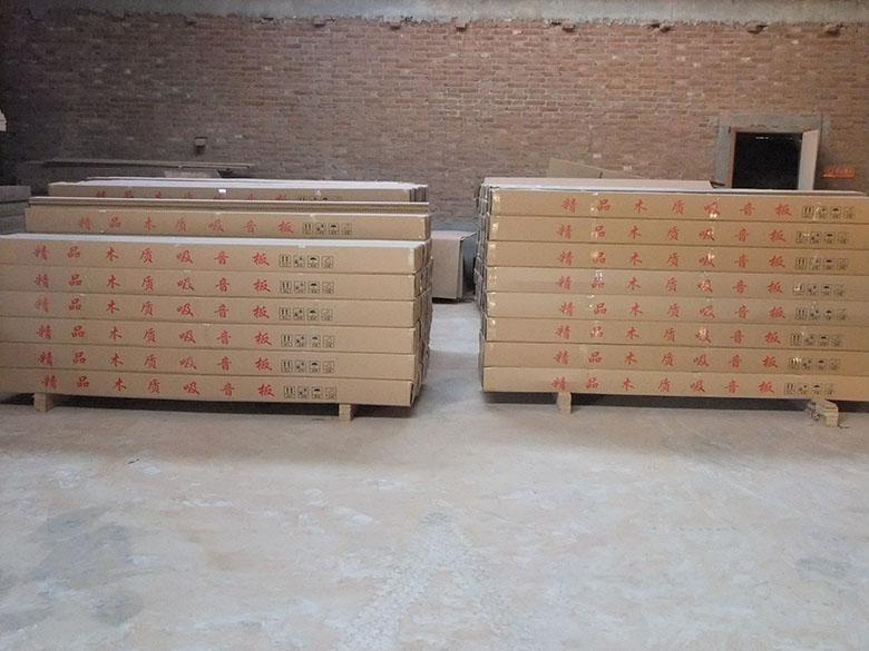 木质吸音板厂房设备