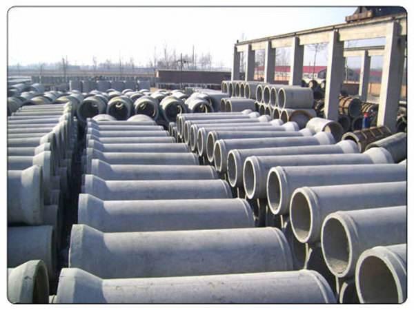 河南钢筋水泥管在生产时需要用到哪些设备呢