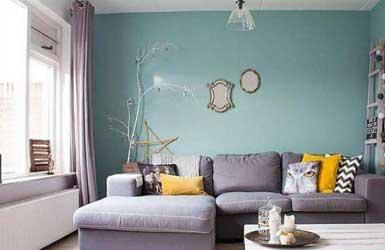 内外墙乳胶漆的定义与特性