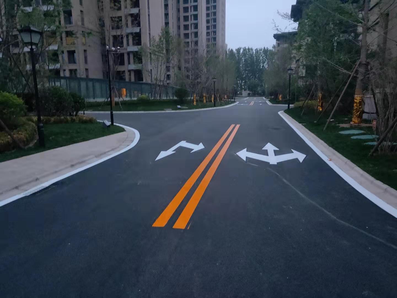 道路中心线