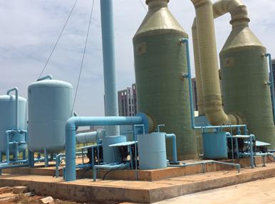 宁乡妙盛国际企业孵化港污水处理工程