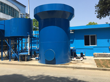 常德市芙蓉实业民展有限责任公司污水处理工程
